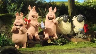 Shaun the Sheep   Championsheeps   Swimming OFFICIAL VIDEO