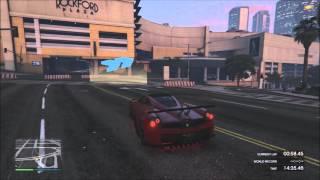[Xbox One]GTA V LSGP 1:50.480