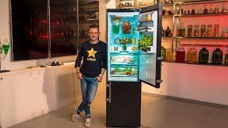 Обзор холодильника Liebherr CBNPbs 4858