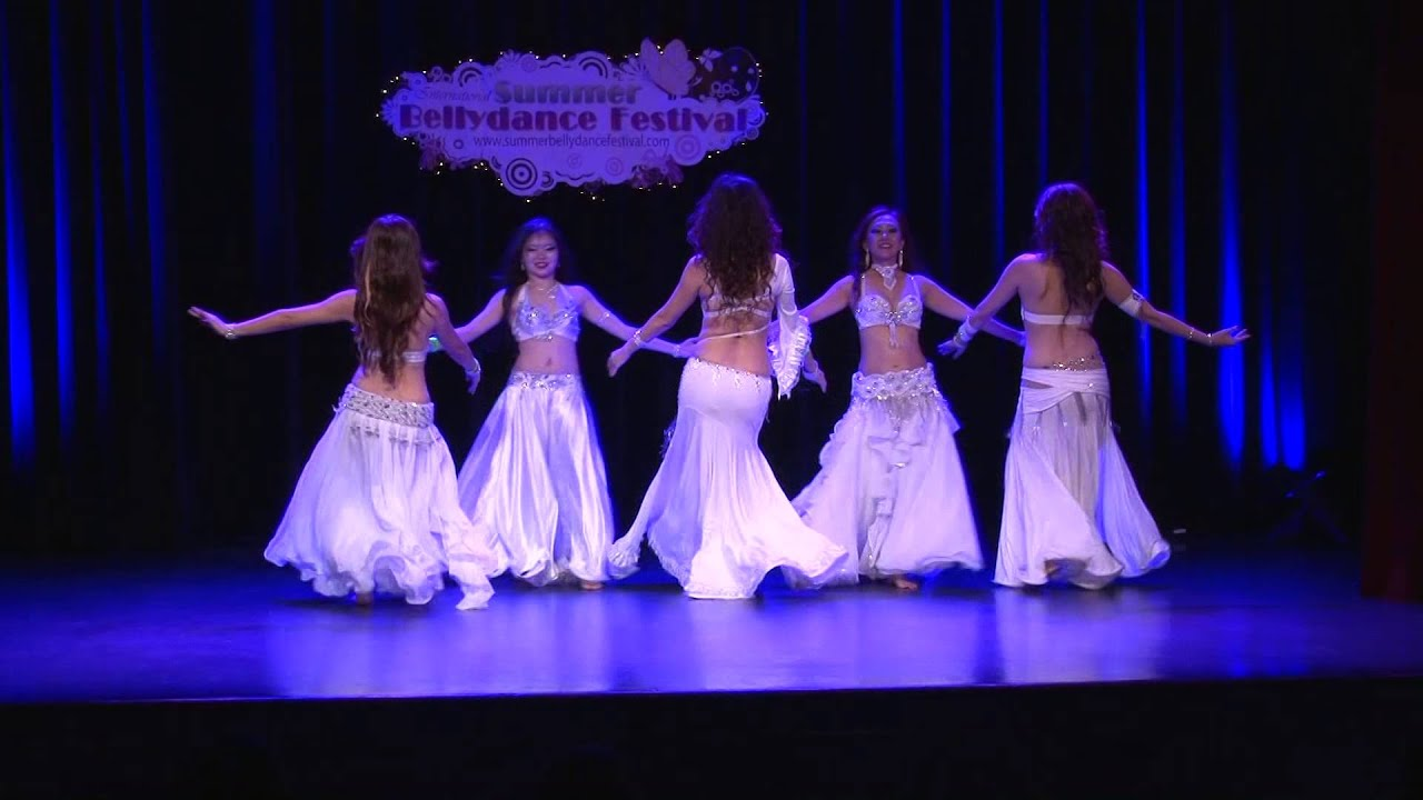 International Summer Bellydance Festival 2014 - Amira Show Group (Champion)