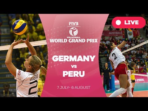 Germany v Peru - Group 2: 2017 FIVB Volleyball World Grand Prix