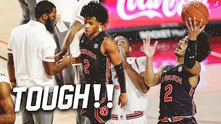 Sharife Cooper & Auburn Face A Tough Arkansas Team | Full Highlights 1.20.21 | 25 Pts, 4 Reb & Ast