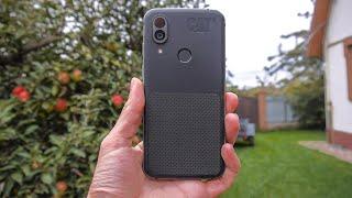 Caterpillar CAT S62 Pro - самый дорогой защищённый смартфон 2020 года с тепловизором!