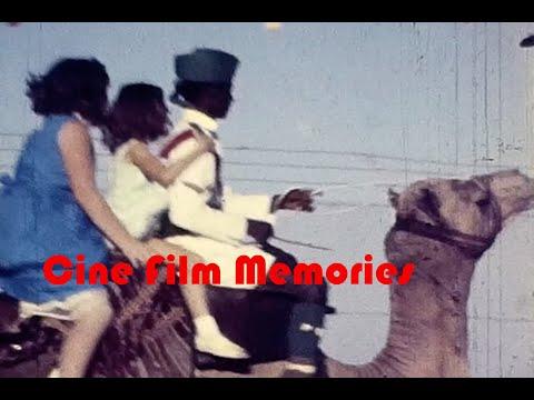 The Last Post, Aden, Vintage 1960's Amateur Cine Film. Vintage Home Movies