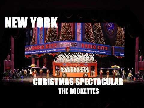 NEW YORK - Christmas Spectacular Starring the Radio City Rockettes