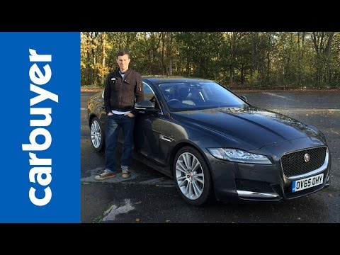 New Jaguar XF 2015 review – Carbuyer