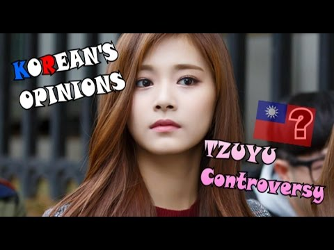 [ENG] Korean's Opinions About Tzuyu Controversy