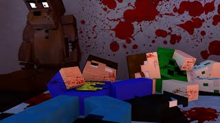 Minecraft: TERROR - FIVE NIGHTS AT FREDDY