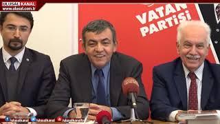 Vatan Partisi Kadıköy Belediye Başkan adayını açıkladı!