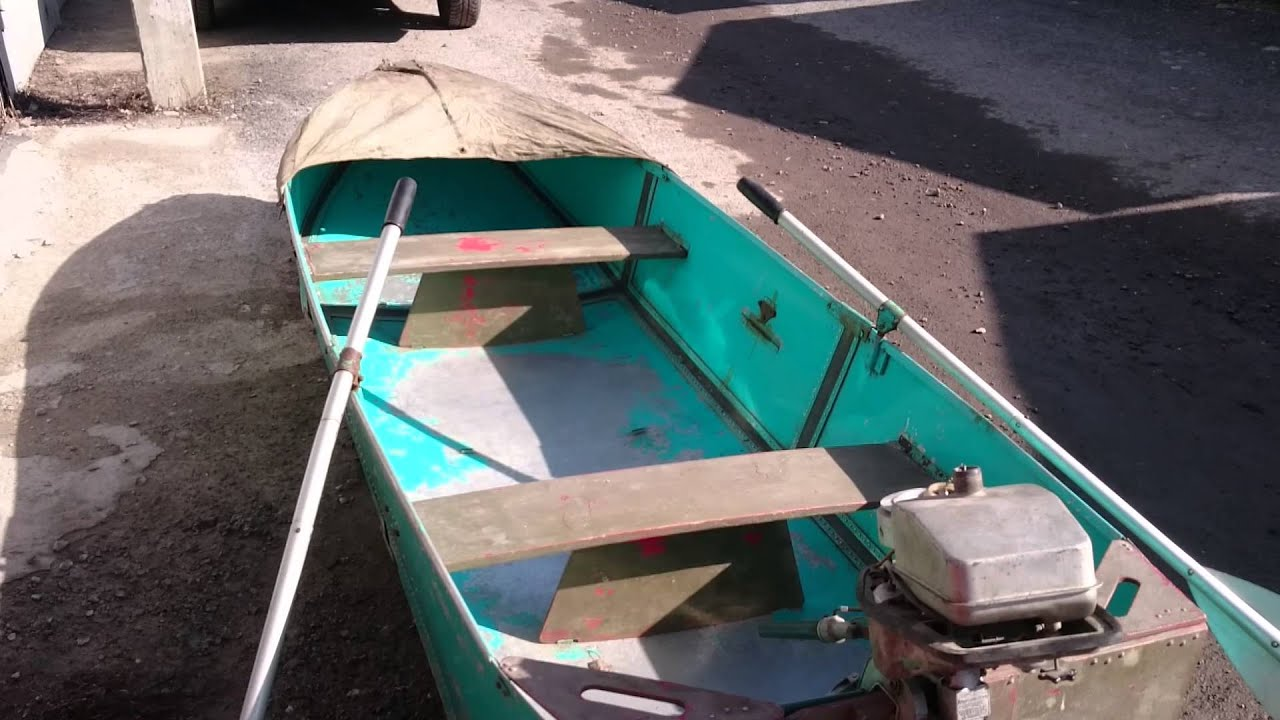 лодка лотос складная цена