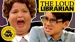 All That is Back! 😃 Lori Beth Returns as The Loud Librarian Video
