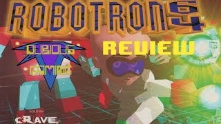 Robotron 64 (N64) Review - Dubious Gaming