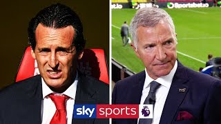 """Arsenal can only play ONE way"" 