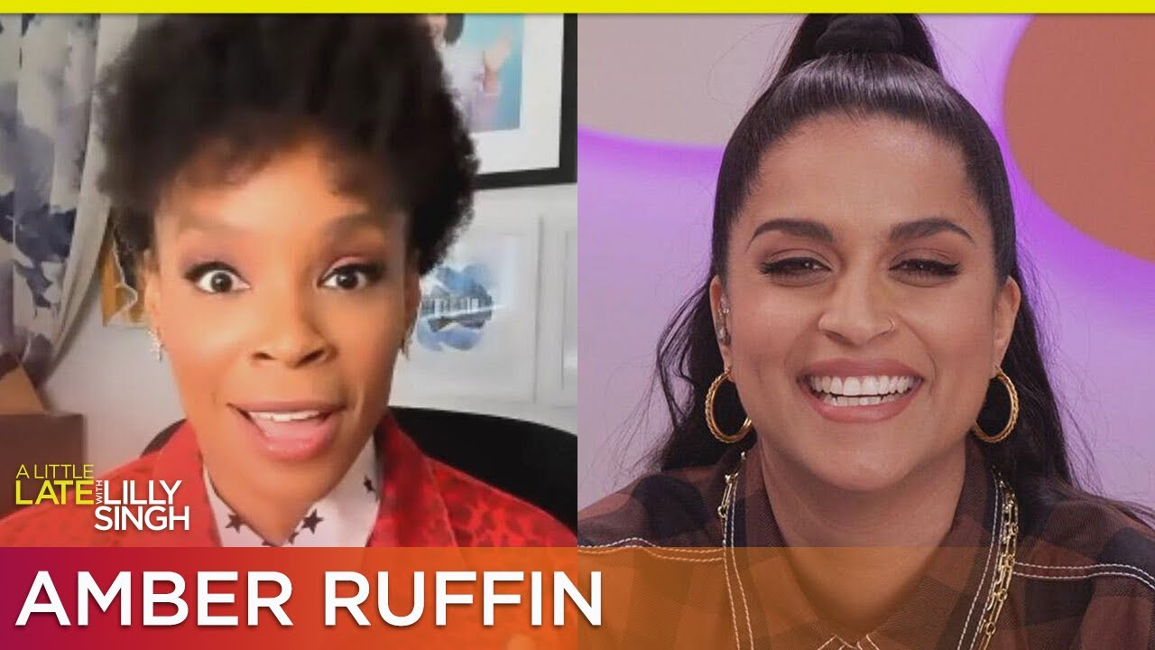 Amber Ruffin and Lilly Discuss Media's Portrayal of Them