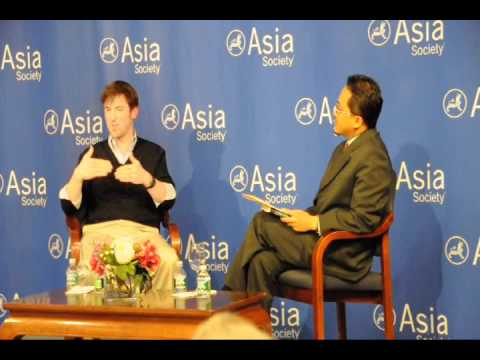 On Nepal's fake orphans Little Princes by Conor Grennan at Asia Society, NY, April 5, 2011