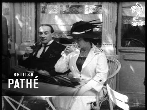 Baldwin And Wife (1923)