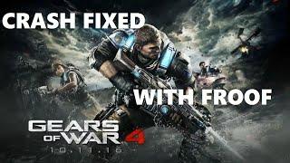Gears of War 4 CODEX! crash to desktop fix 100% working with proof