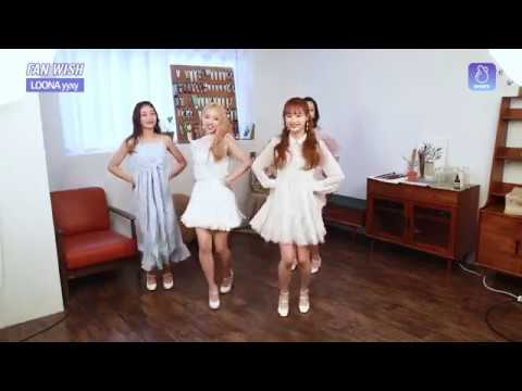 [LOONA YYXY] FAN WISH Part 3. 2x Dance performance (English sub)