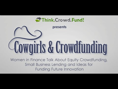 Cowgirls and Crowdfunding Episode 1: Private Equity and Women-Owned Businesses
