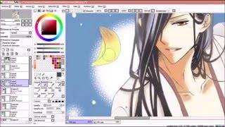 SpeedPaint Manga Yoshiwara Hana Oboro