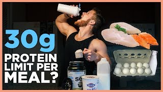 How Much Protein Can You Absorb In One Meal? (20g? 30g? 100g?)
