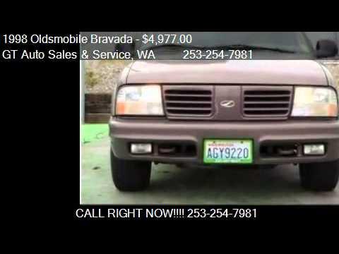 1998 Oldsmobile Bravada AWD - for sale in Tacoma, WA 98409