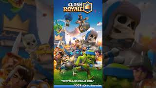 Noob trying to trophy push in clash royale part 2. Cool e barb deck