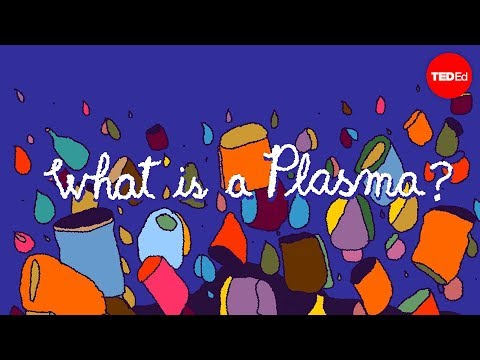 Video image: Solid, liquid, gas and … plasma? - Michael Murillo