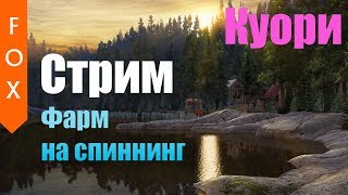 Русская Рыбалка 4, Куори.