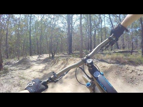EP.15 Nerang MTB Trails || Road Trip To MTB World Champs