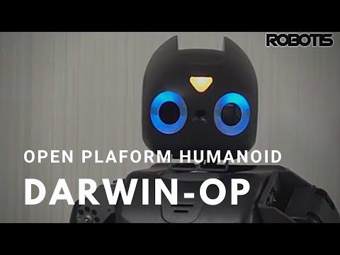 Video thumbnail of Darwin-OP