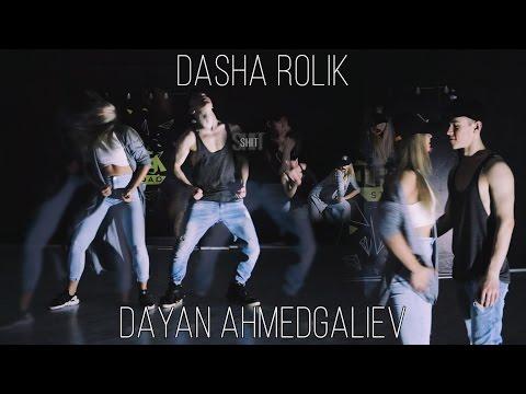 Видео: Dasha Rolik  Dayan Ahmedgaliev  Choreo - Leila Bagirova