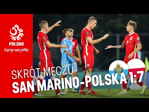 San Marino Poland Goals And Highlights