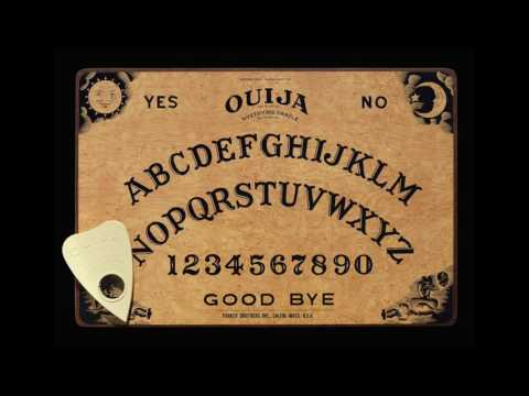Quick evolution of the Ouija board