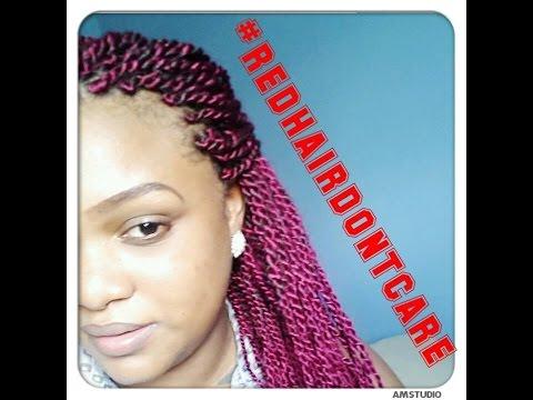 burgundy-braids...red-braids