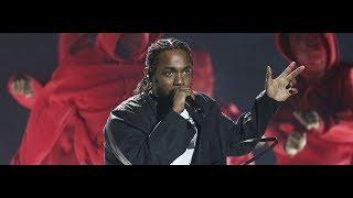Kendrick Lamar  U2 Dave Chappelle - XXX DNA Grammy 2018 - America