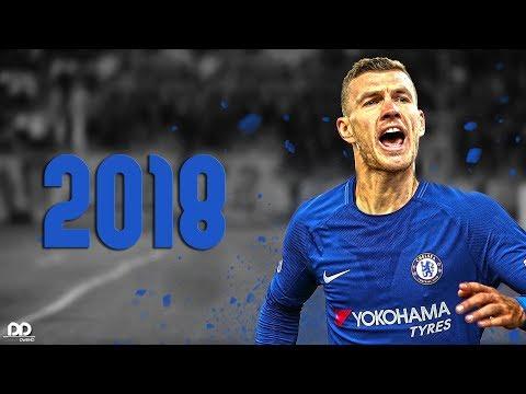 Edin Džeko 2018 - Welcome to Chelsea FC ?! | Amazing Goals Show