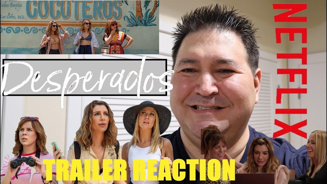 Netflix Desperados Trailer Reaction Youtube