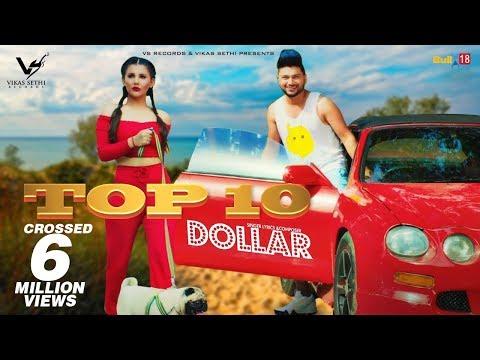 Top 10 – Dollar Ft. Gurlej Akhtar Music Empire New Punjabi Song 2018 mp3 letöltés