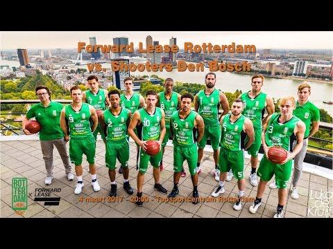 Forward Lease Rotterdam - New Heroes Den Bosch 4 maart 2017