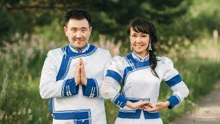 Сарюна и Михаил [Свадебный фотограф Иркутск ivandan.ru]