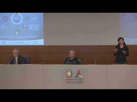 Conferenza stampa 9 aprile 2020 ore 18.00 – Coronavirus