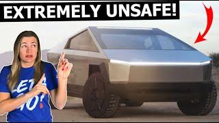 People Now FEAR The Tesla Cybertruck