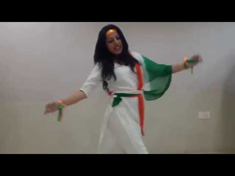 Desh Rangila Rangila....Song    Audition Video