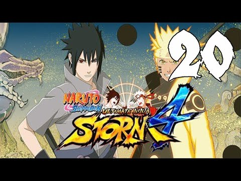 Naruto Ultimate Ninja Storm 4 - Walkthrough Part 20: Dreams of Two Unparalleled Warriors Come True