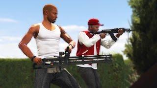 GTA 5 REAL LIFE GANG WARS MOD! #1 | GTA 5 PC Mod Gameplay
