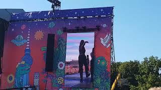 Dua Lipa - New Rules Lollapalooza Berlin 09.09.18