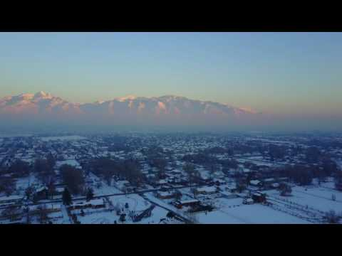 Aerial Drone Video of Salt Lake Valley