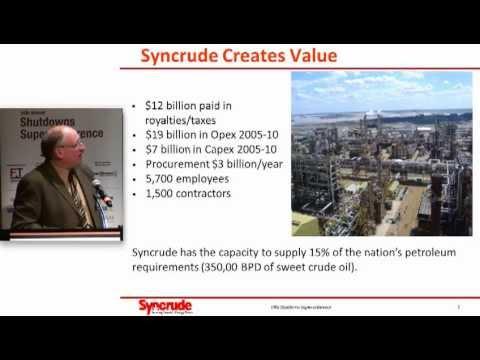 Shutdowns 2011 - Implementing World Class Planning...