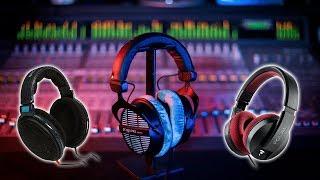 Closed vs Open Back Headphones | Headphones Explained